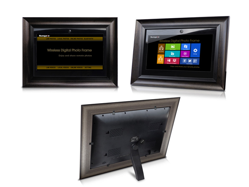 ad1501w technical details - Wireless Digital Picture Frame